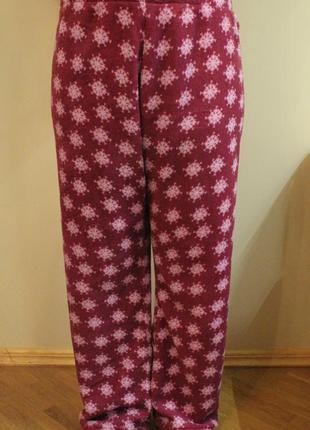 Пижамные штаны, штанишки для дома,пижама на размер xl-xxl love to lounge