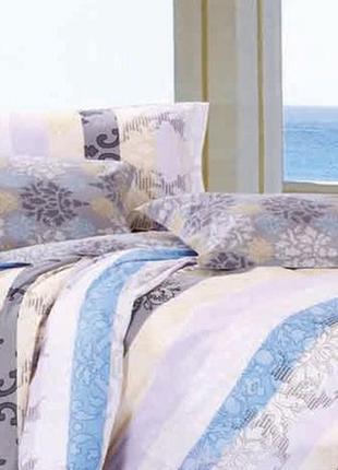 Наволочка 50×50 ткань ранфорс хлопок для сна постель белье