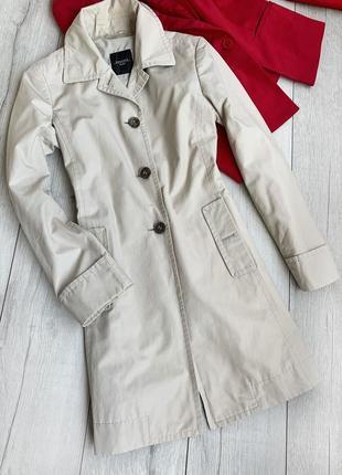 Тренч,пальто max mara