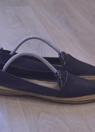 John lewis женские туфли лоферы мокасины кожа оригинал осень весна