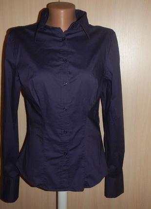 Блуза рубашка sisley p.s