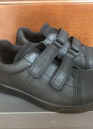 Кроссовки ecco полуботинки туфли