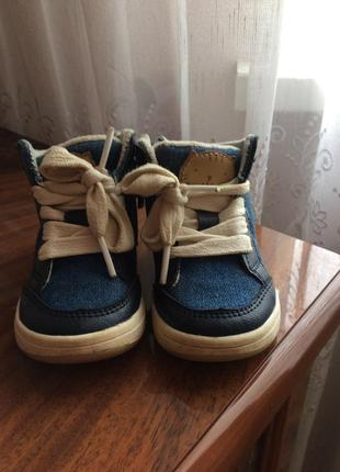 Ботиночки h&m
