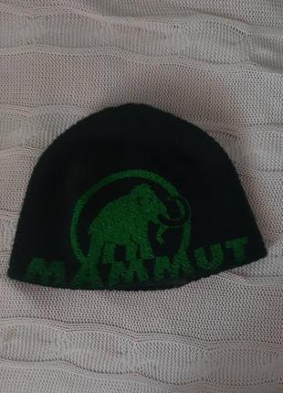 Шапка mammut