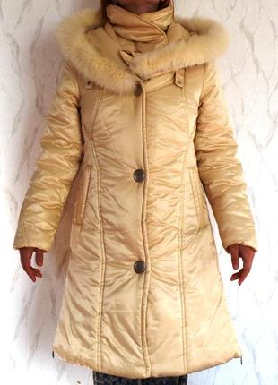 Пуховик.  xl snowcrest. зимнее пальто. теплое пальто. зимняя куртка.
