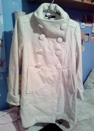 Очень стильное пальто от zara