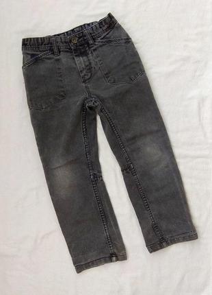 Джинсы 7-8 лет, джинсовые брюки