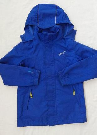 Деми куртка, 7-8 лет, курточка, ветровка, штормовка, парка, gelert