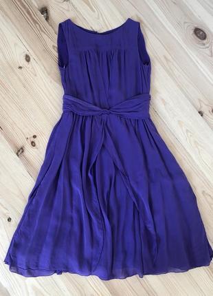 Легкое коктейльное платье bgn