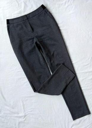 Классические женские брюки р-р m, офисные брюки, брючки, штаны