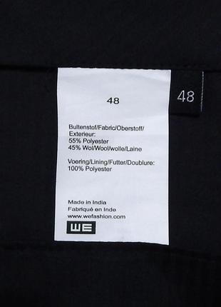 Новые мужские брюки we р. м 48. сток8 фото