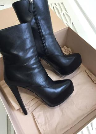 Ботинки prada оригинал