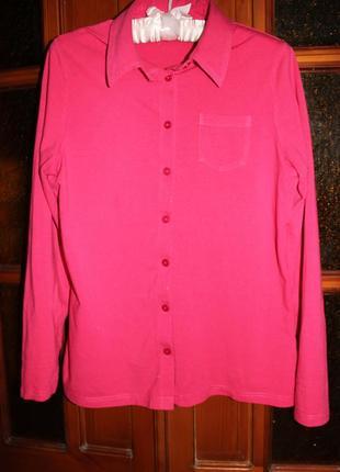 Трикотажная рубашка