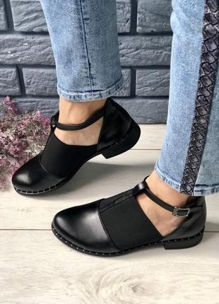 Кожаные,замшевые  туфли2 фото