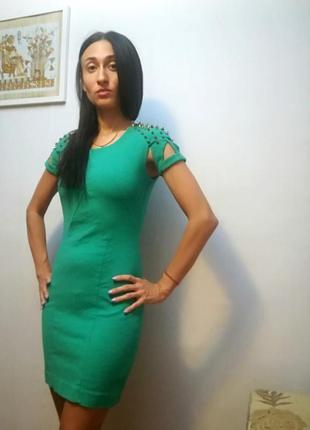 Платье коктейльное  a.m.n