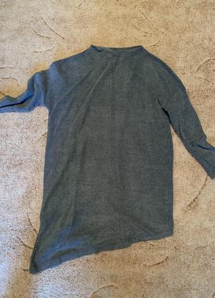 Платье туника из флиса