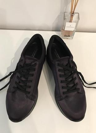 Туфли кеды vagabond на платформе