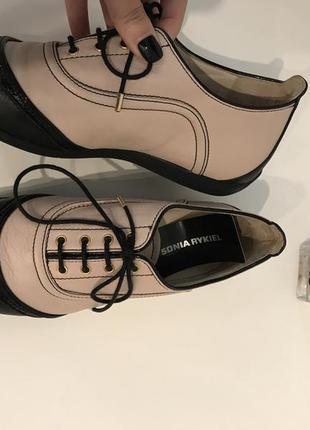 Новая пара туфли sonia rykiel