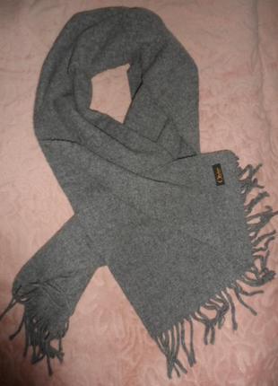 Otterburn ,шарф,100% шерсть,в идеале.