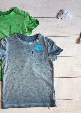 Оригинальный набор  детских футболок фирмы  mothercare