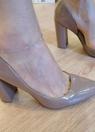 Стильные туфли nine west. zara  mango10 фото