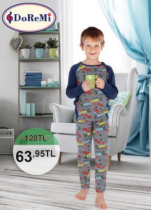 Doremi пижама детская для мальчиков