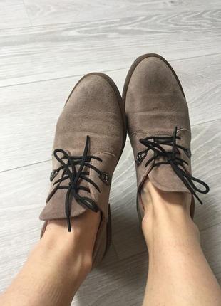 Туфли черевики