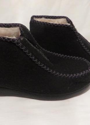 Бурки ботинки полная нога размеры разные
