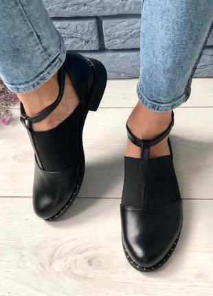 Кожаные,замшевые  туфли5 фото