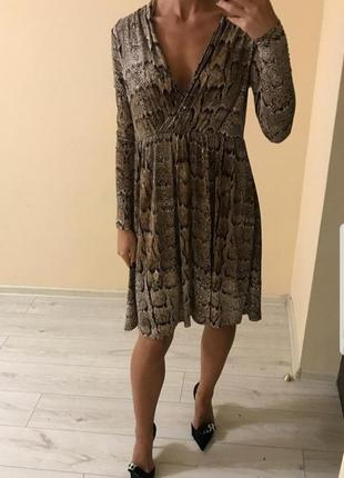 Платье h&m размер м