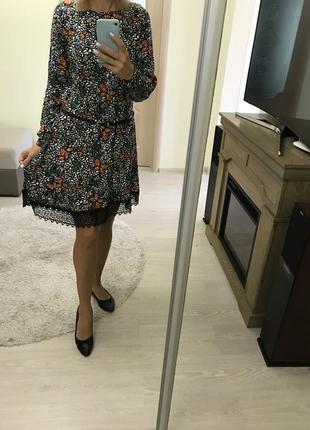 Милое стильное платье