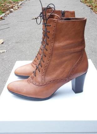 Элегантные ботинки made in italy