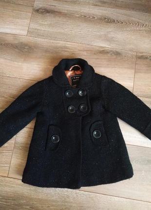 Пальто некст 2-3 года