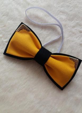 Бабочка / галстук-бабочки с уголками