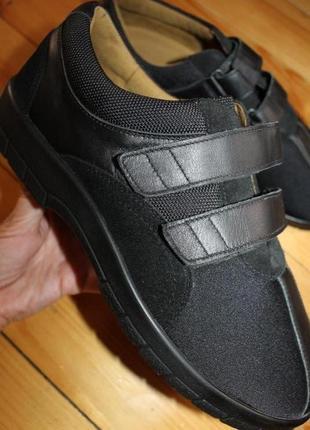 45 разм. туфли varomed. ортопедические на проблемные ножки.