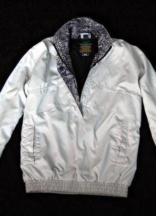 Олимпийка куртка с принтом питон