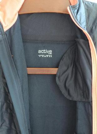 Спортивная куртка  кофта женская tchibo active (германия) 52-545 фото