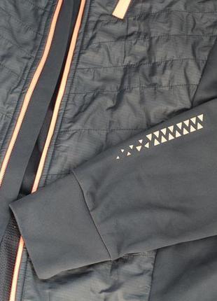 Спортивная куртка  кофта женская tchibo active (германия) 52-547 фото