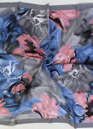 Платок шарф турецкий шерстяной