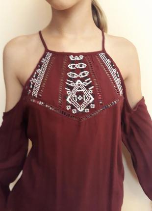 Блузка для дівчинки 12років