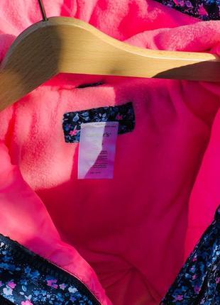 Комбинезон 2в1 зимний для девочки картерс (куртка+штаны) в наличии4 фото
