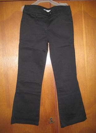 Классические черные школьные брюки английской фирмы george