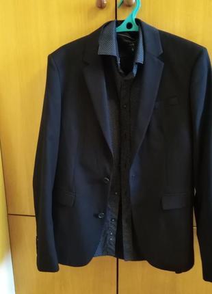 Продам мужской пиджак 182/40