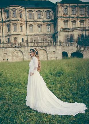 Американьське плаття для весілля або фотосесії