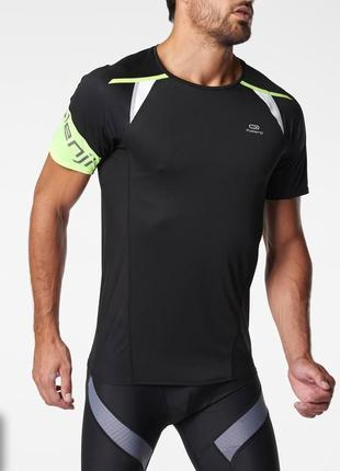 Спортивная футболка kalenji decathlon р. м. идеальное состояние