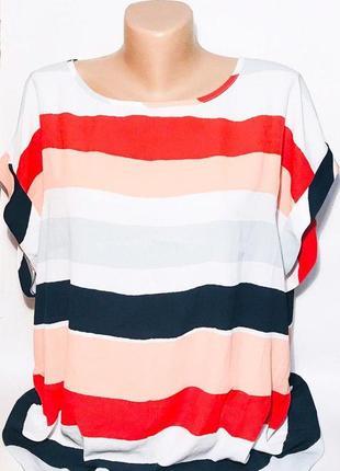 """Блуза футболка в полосочку """"sweet miss"""""""
