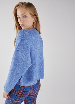 Невероятный базовый осенний свитер оверсайз под горло