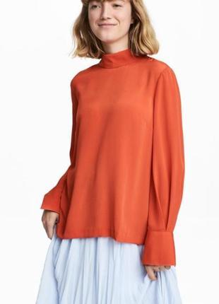 Блуза h&m  размер s-m