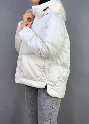 Куртка оверсайз бойфренд объёмная!