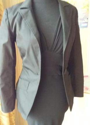 Приталений піджак жіночий